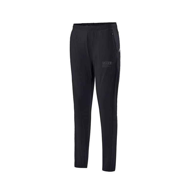 特步  专柜款 男子针织长裤 都市时尚休闲裤982329631454
