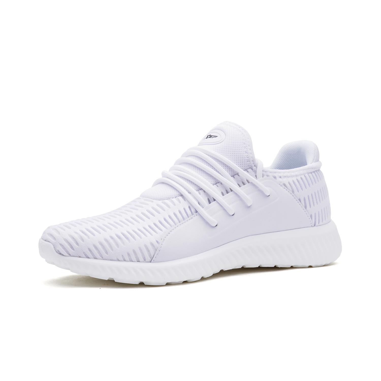 特步 男鞋跑步鞋2018新款减震耐磨运动鞋男子休闲鞋 982319119187