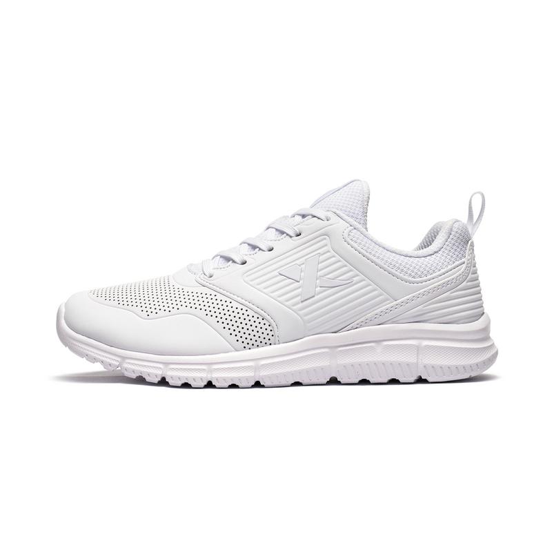 特步 专柜款 女子新款舒适透气健身跑步运动鞋982318110077