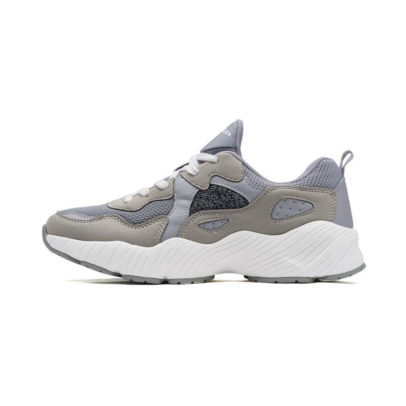 特步 女鞋新款复古时尚老爹鞋跑步鞋882418329558