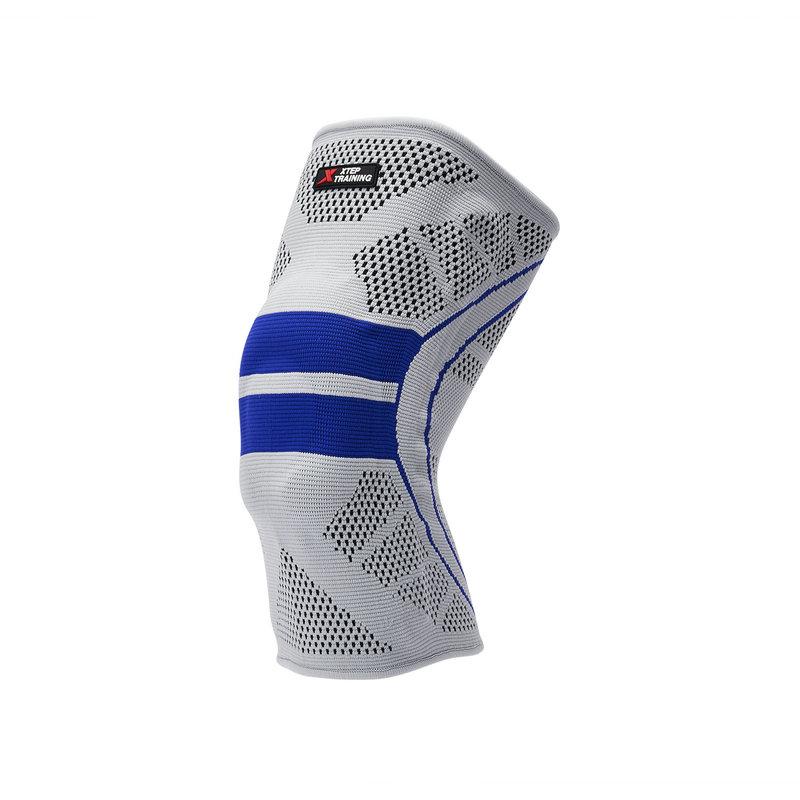 特步 专业竞技运动护膝夏季新款男女通用篮球足球单只装护具882337329013
