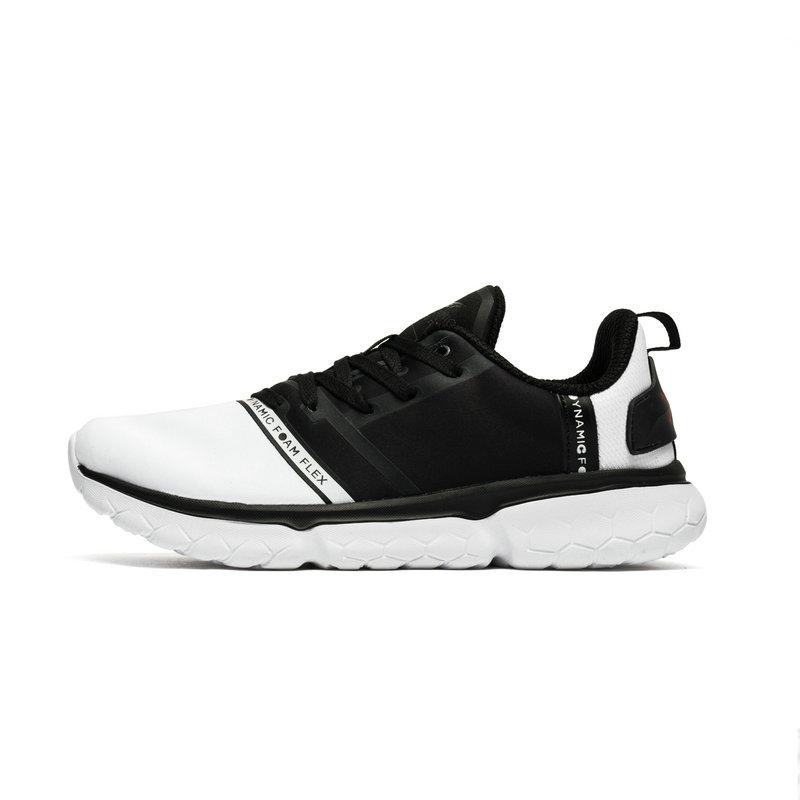 特步 专柜款 女子秋季减震耐磨舒适运动跑步鞋982318110069