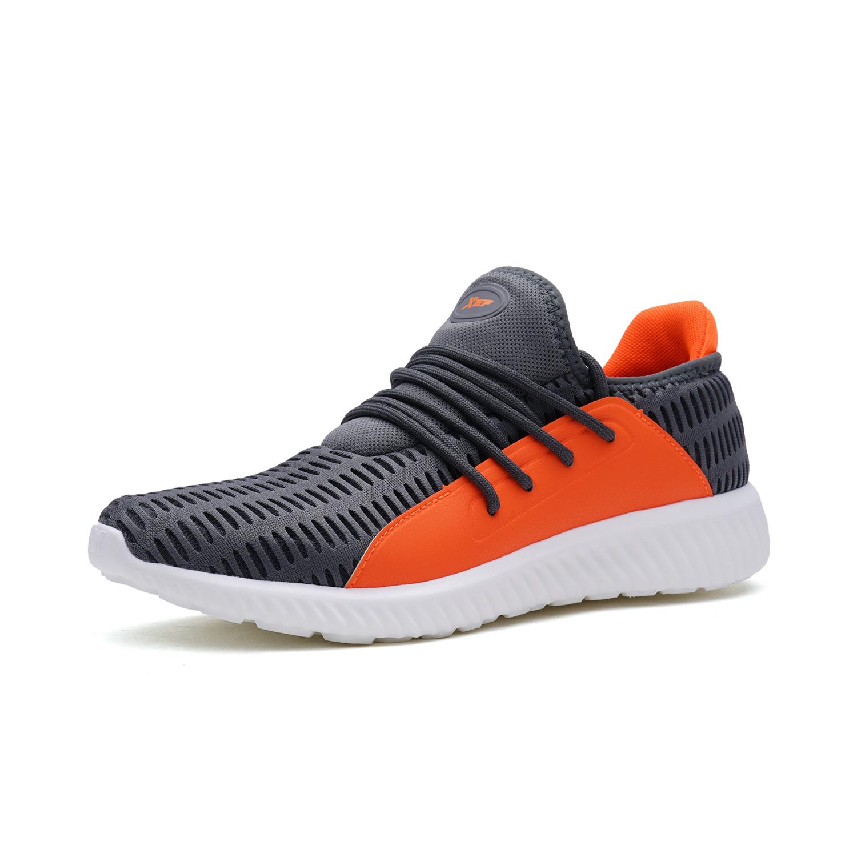 特步 男鞋跑步鞋新款减震耐磨运动鞋男子休闲鞋 982319119187