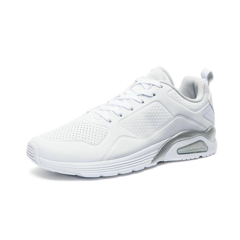 特步 专柜款 男休闲鞋秋季新款运动鞋柔软舒适减震都市时尚简约982319326703