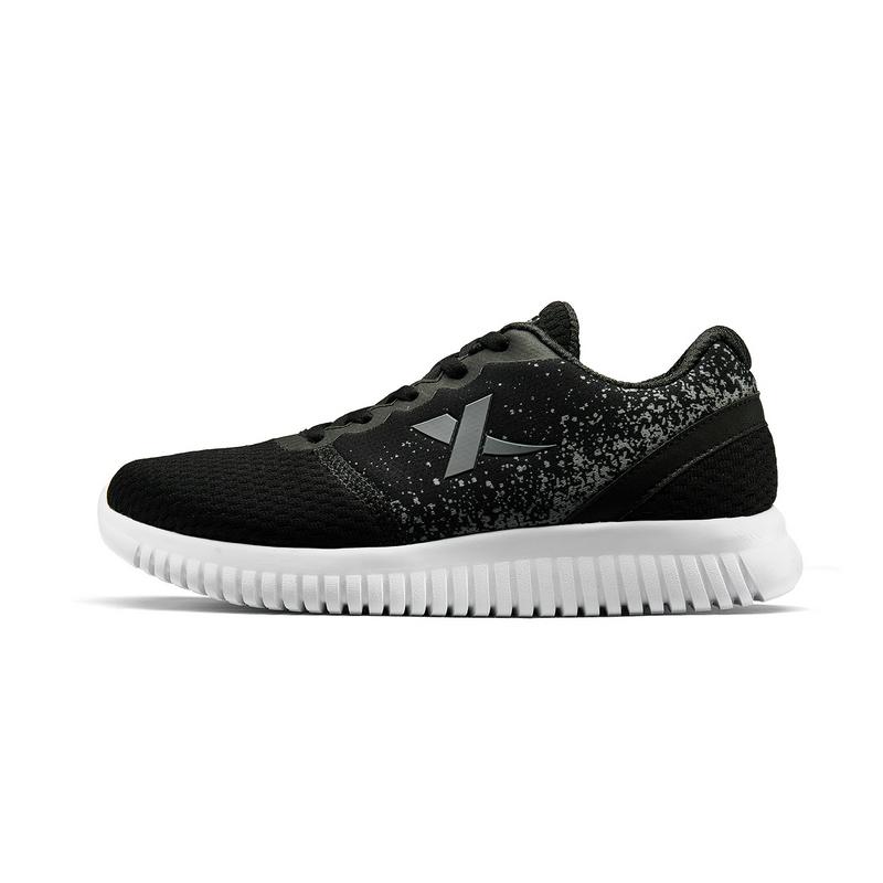 特步 专柜款 女子秋季新款舒适透气网面运动跑步鞋982318119185