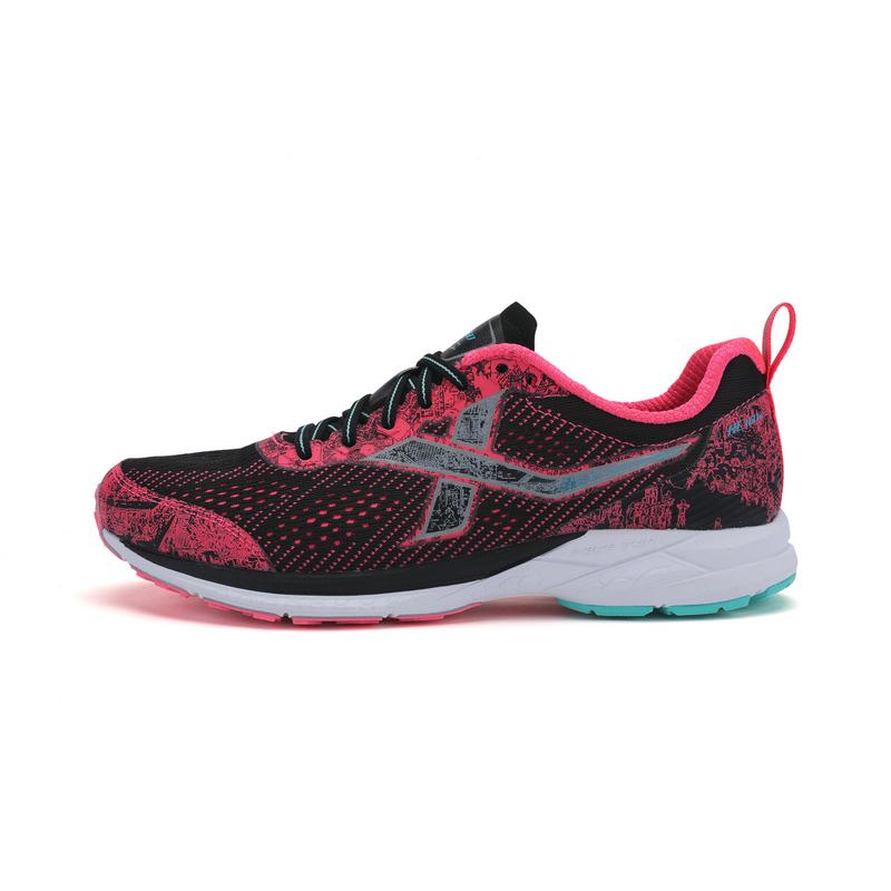 特步 女子春季马拉松跑鞋 竞速160跑步鞋982118116865