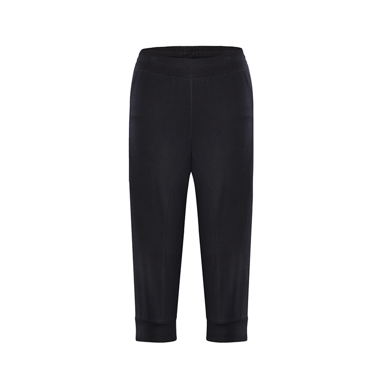 特步 专柜款 男子夏季七分裤 都市潮流休闲裤982229620258