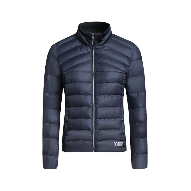 特步 专柜款 女子羽绒服冬季款 综训保暖舒适外套983428190608