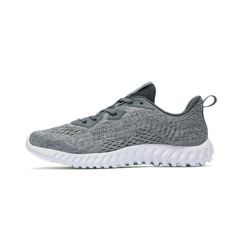 特步 专柜款 男子夏季跑步鞋 柔立方科技轻便跑鞋982219117010