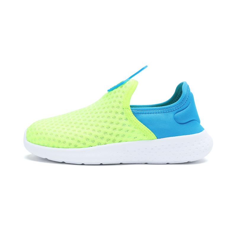 特步 儿童健康鞋 春季网面舒适运动鞋682216619672