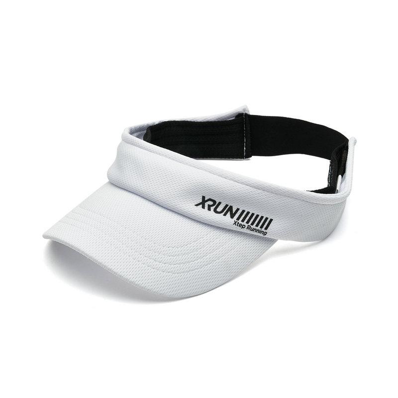 特步 男女通用空顶帽 舒适遮阳运动帽882137269001