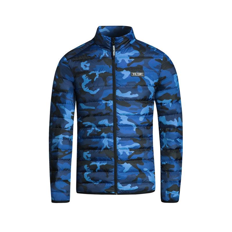 特步 专柜款 男羽绒服冬季款 校园时尚保暖外套983429190722