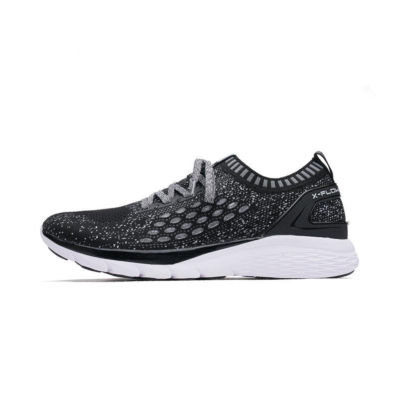 特步 男子跑步鞋春夏新款 耐磨舒适减震982219119013