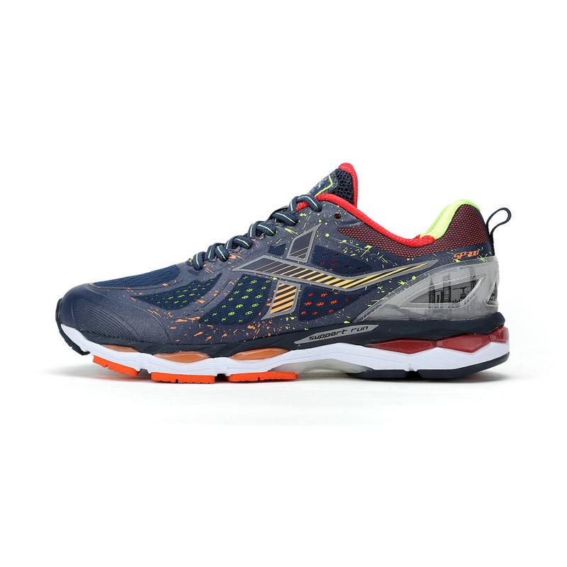 特步 专柜款  专业马拉松男跑鞋  竞训300马拉松运动鞋983119116295