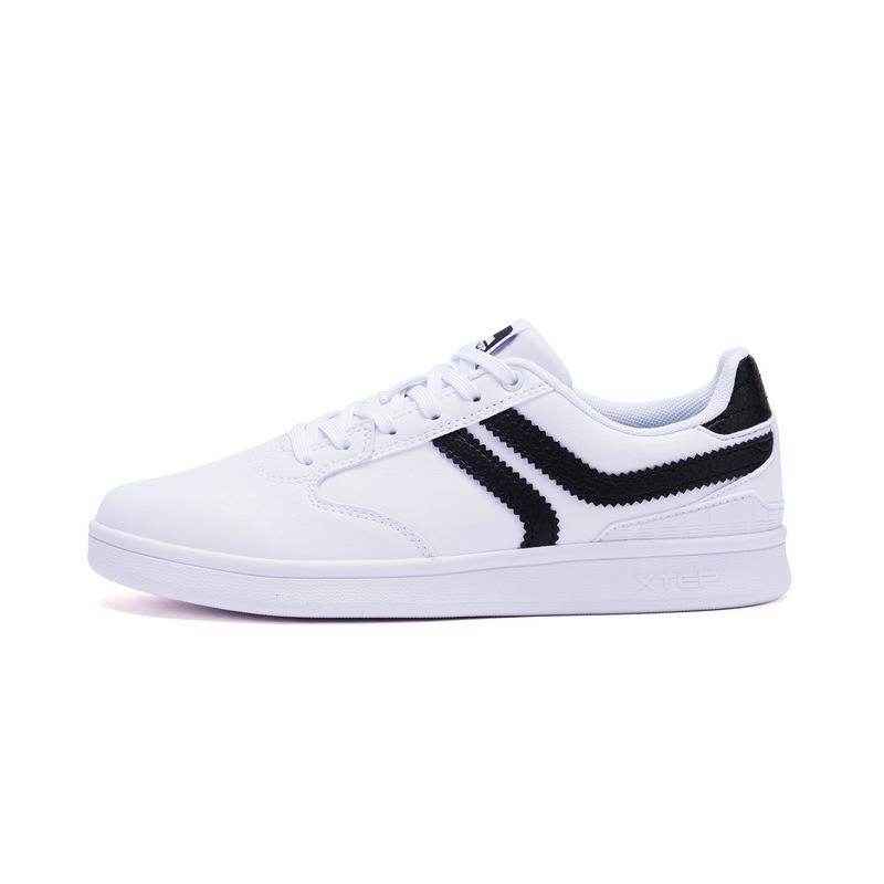 特步 专柜款 女子春季板鞋 π系列982118315759