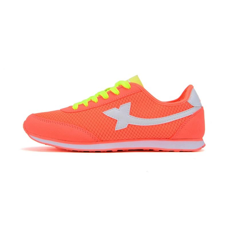特步 专柜款   夏季新款女鞋 舒适运动 休闲鞋984218325862