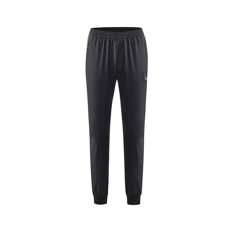 特步 专柜款 女子梭织运动长裤 综训健身长裤982228980146