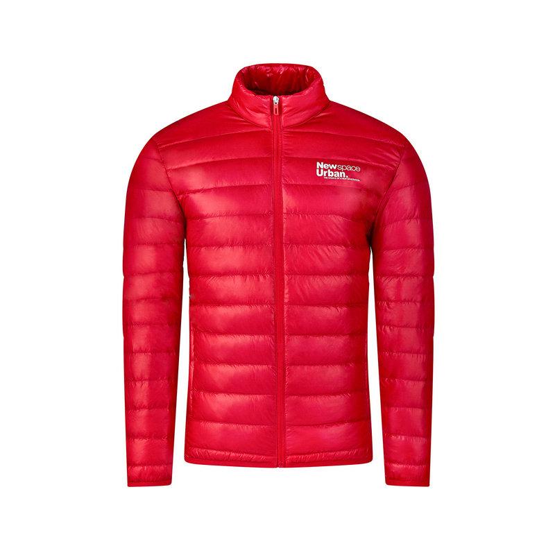 特步 男子羽绒服 秋冬新品 保暖防风时尚舒适简约轻便外套883429199024