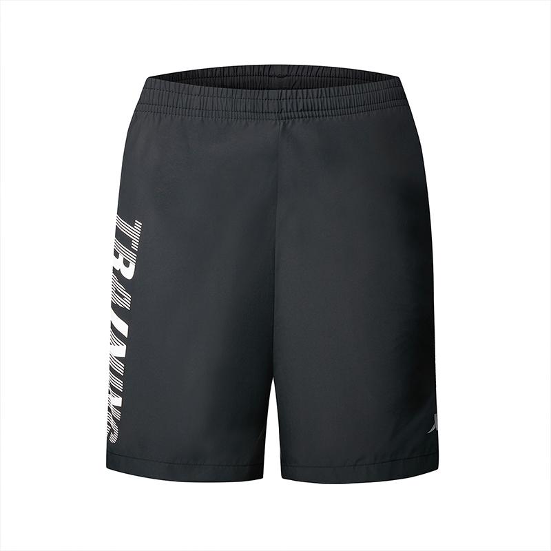 特步 男子运动短裤跑步透气梭织短裤882229679190