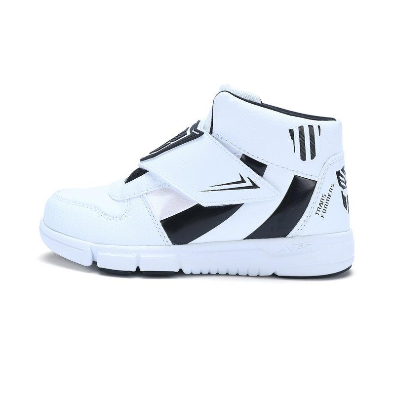 特步 专柜款 男童板鞋冬季款 轻便时尚魔术贴休闲鞋683415313159