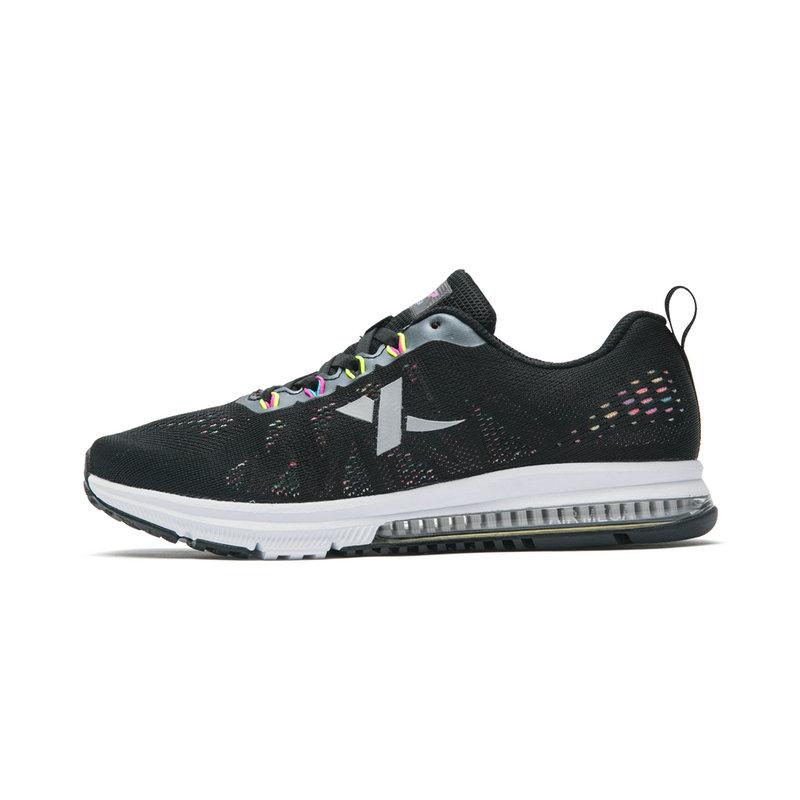 特步 专柜款 女子夏季跑步鞋 气能环科技 气垫运动鞋982218116993