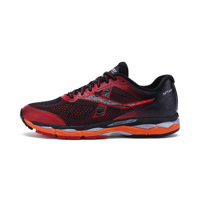 特步 专柜款 男子马拉松跑鞋 竞训300专业跑鞋982119116696