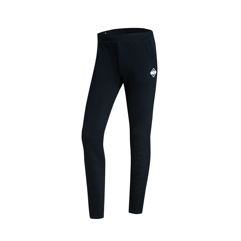 特步 专柜款 女子冬季长裤 新品校园保暖女子针织长裤983428631263