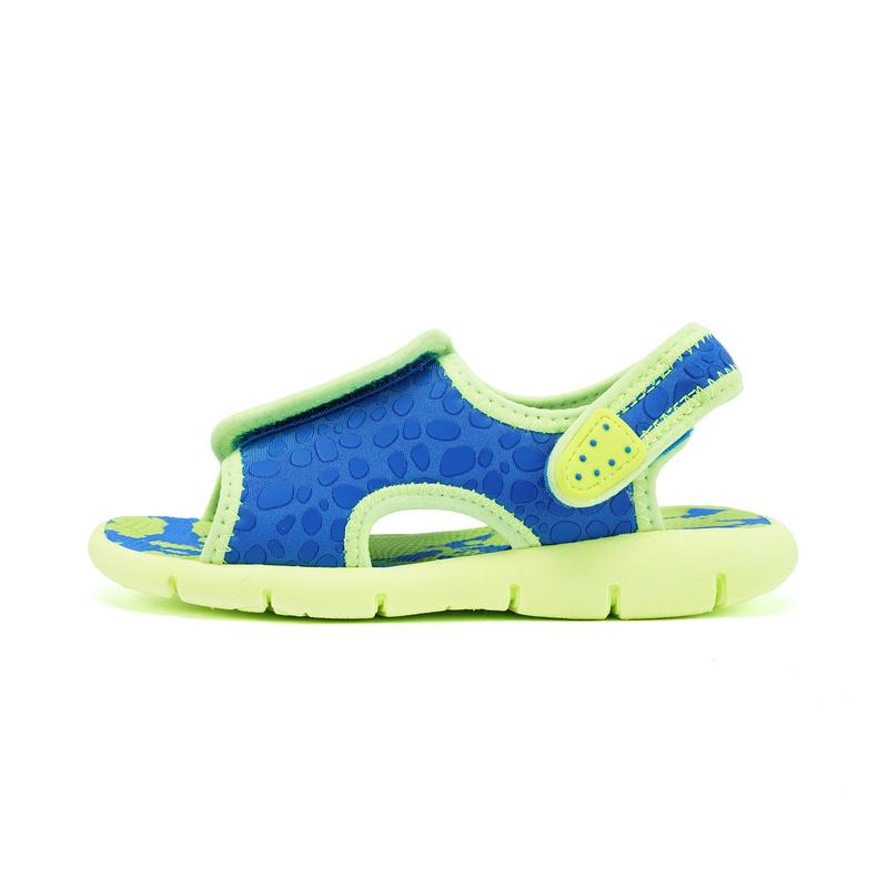 特步  男童沙滩鞋  舒适休闲凉鞋682215509691