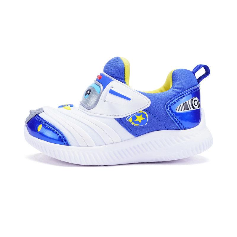 特步 男童健康鞋春季款 软底舒适小童幼儿鞋682115612761