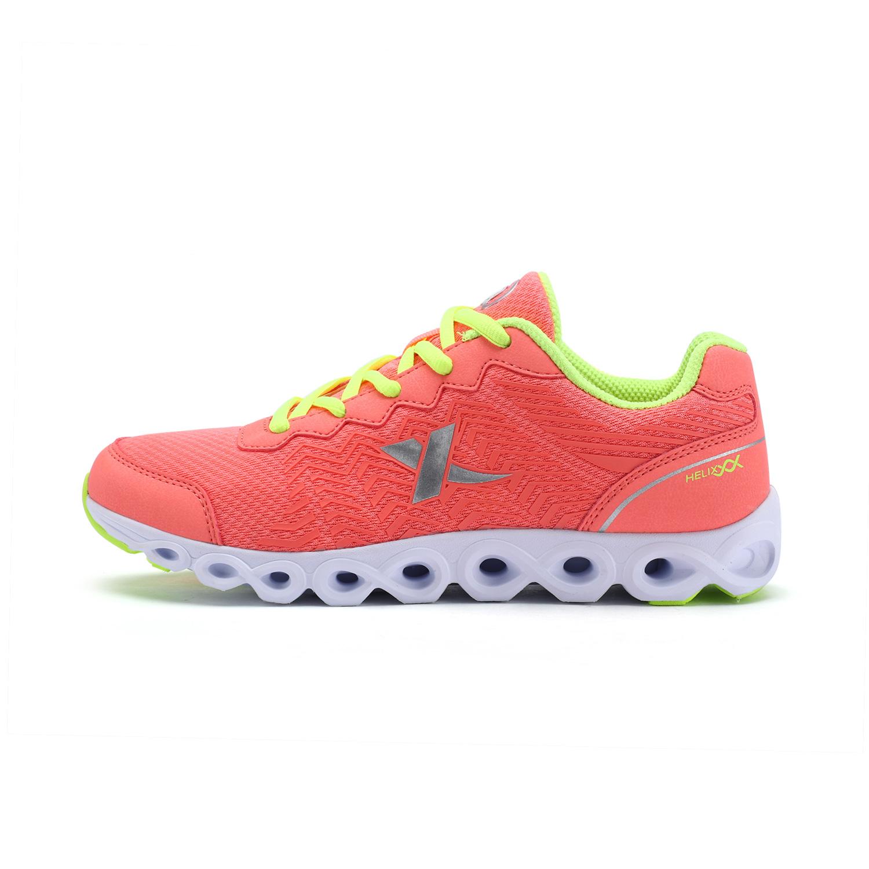 特步 女鞋跑步鞋  时尚减震轻便休闲运动鞋女子跑鞋983118119066