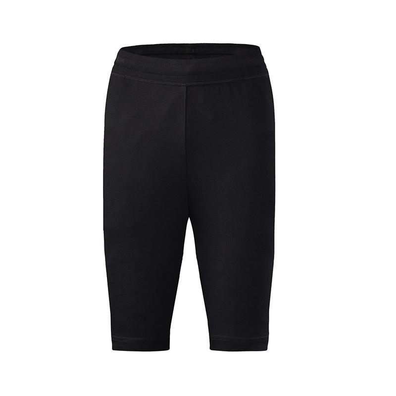 特步 专柜款 男子夏季针织中裤 综训运动裤982229610172