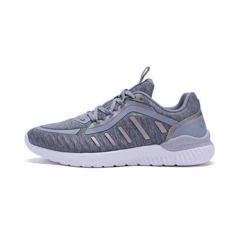 特步 专柜款 女子春季跑鞋 柔立方科技跑鞋982118116860