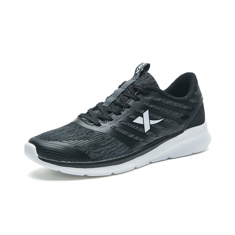 特步 专柜款 女子跑步鞋夏季舒适耐磨运动鞋减震休闲鞋子网面轻便跑鞋 982218116897