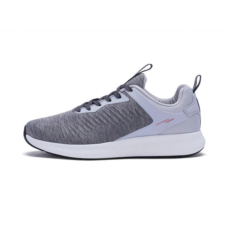 特步 专柜款 女子春季跑鞋 动力巢科技跑鞋982118116800