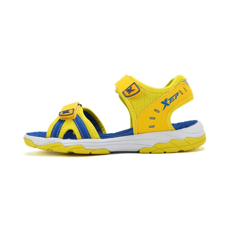 特步 男童凉鞋17夏季新品 耐磨男童沙滩鞋683215509375