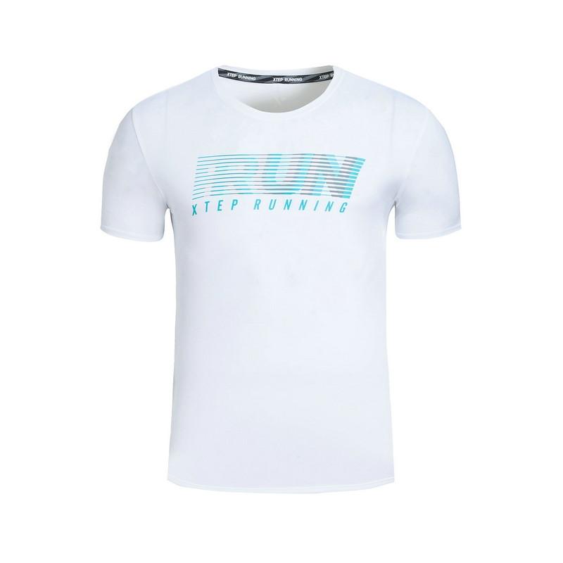 【明星同款】特步 专柜款 男T恤  舒适透气上衣983229011815