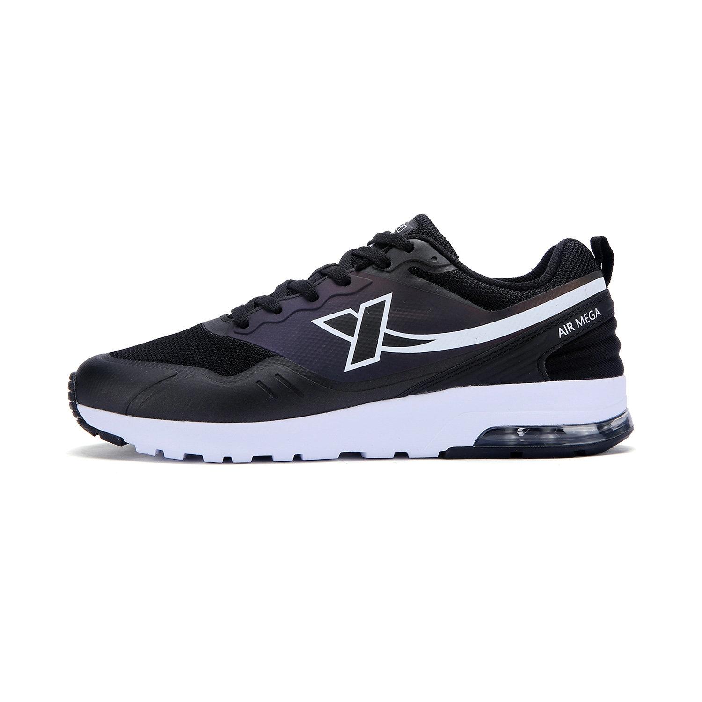 特步 专柜款   女休闲鞋 气垫缓震舒适运动休闲鞋983118325953