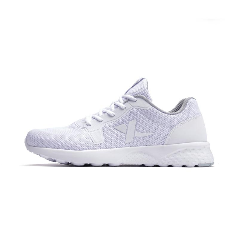 特步 男子春季跑鞋 轻便透气运动男鞋982119119313
