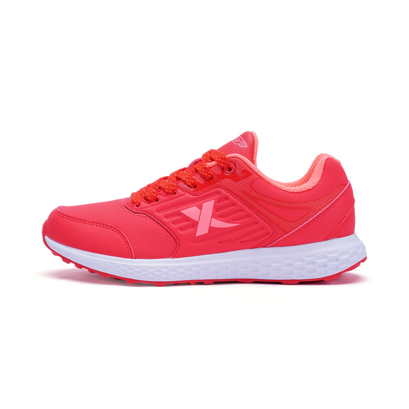 特步 女子冬季跑鞋  减震耐磨轻便运动鞋983418119057