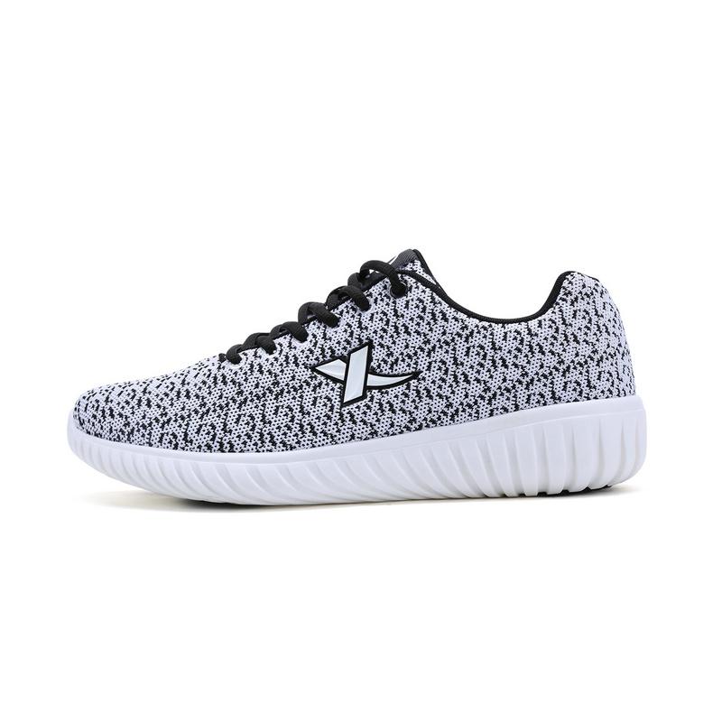 特步 男鞋椰子鞋  春季新款休闲鞋 轻便时尚潮流运动鞋983119329162
