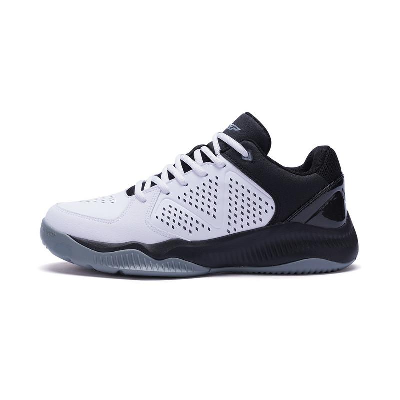 特步 专柜款 男子春季篮球鞋 耐磨大底男鞋982119121112