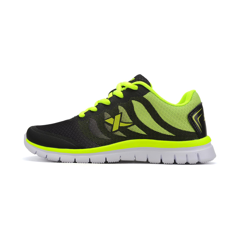 特步 新款夏季男童 耐磨舒适跑鞋985215119256