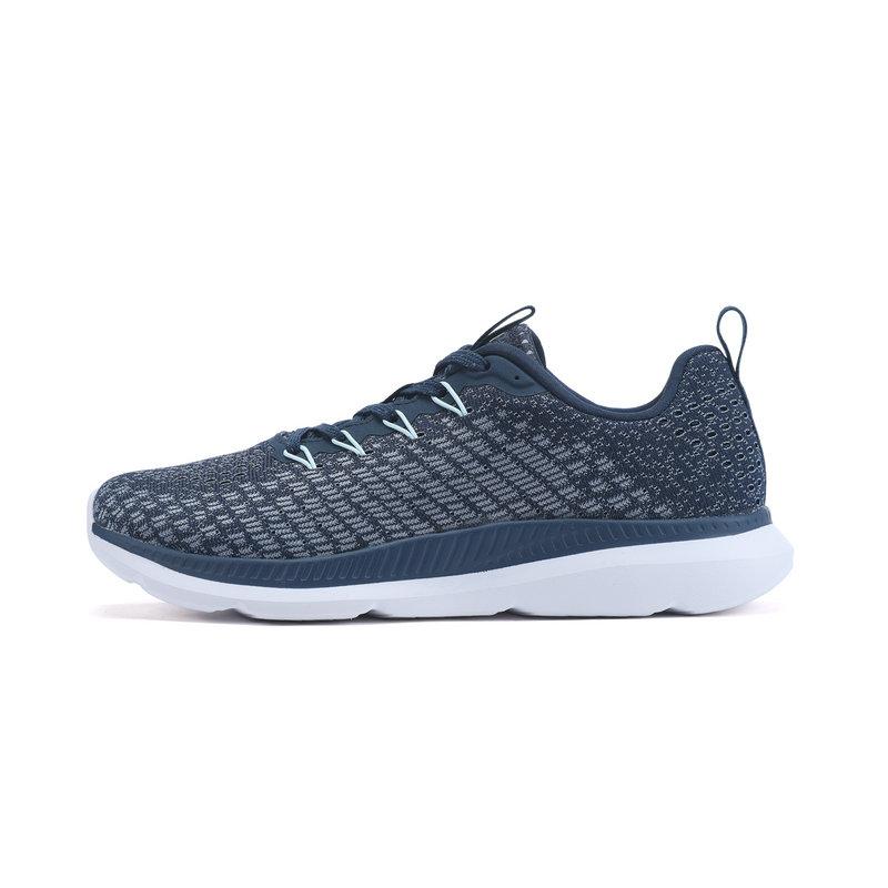 特步 专柜款 女跑鞋 舒适透气运动鞋982218117001