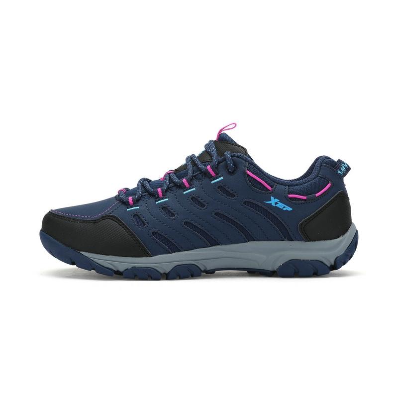 特步 女子夏季户外鞋  新品越野登山耐磨防滑 多功能户外运动鞋983118171037