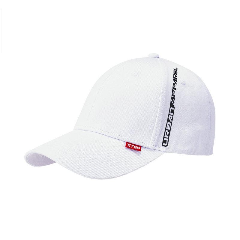 特步 男女运动帽 夏季活力经典潮流帽 882337219006