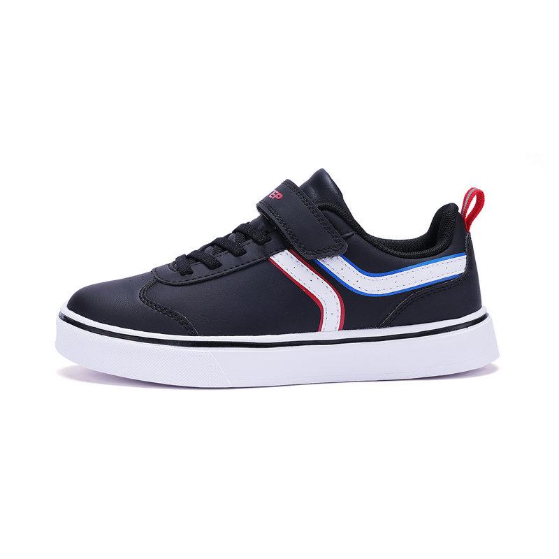 特步 专柜款 男童春季板鞋 π系列童鞋682115315039