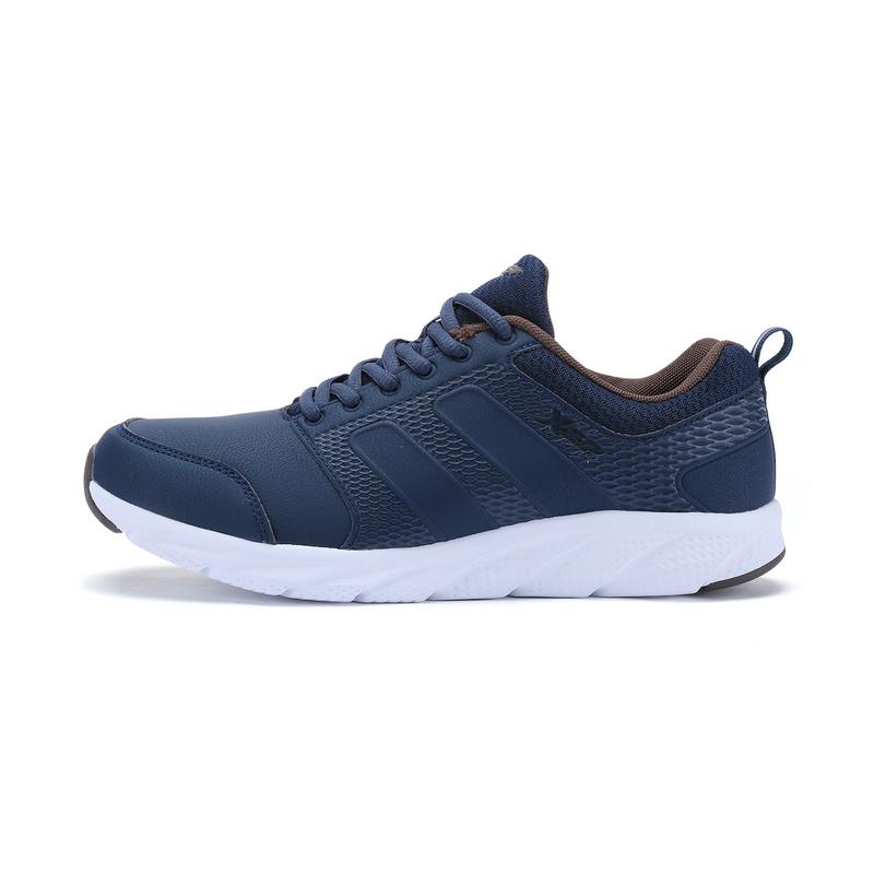 特步 专柜款   男子跑步鞋 简约百搭缓震男鞋983119116327