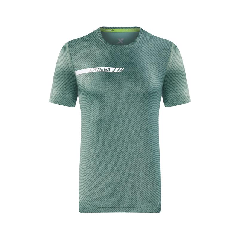特步 专柜款 男子新款运动跑步舒适透气针织衫T恤982229012217