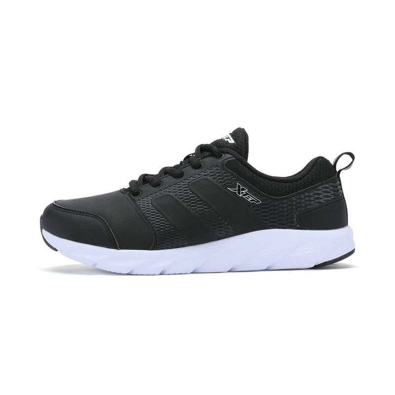 特步 专柜款    女子春季跑鞋 缓震耐磨舒适跑鞋983118116327