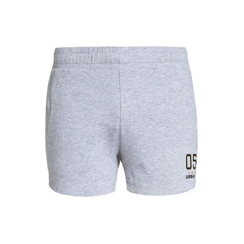 特步 专柜款 夏季女士针织短裤  简约时尚休闲 运动短裤984228600067